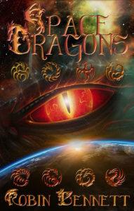 Space Dragons - Children's Fantasy Book