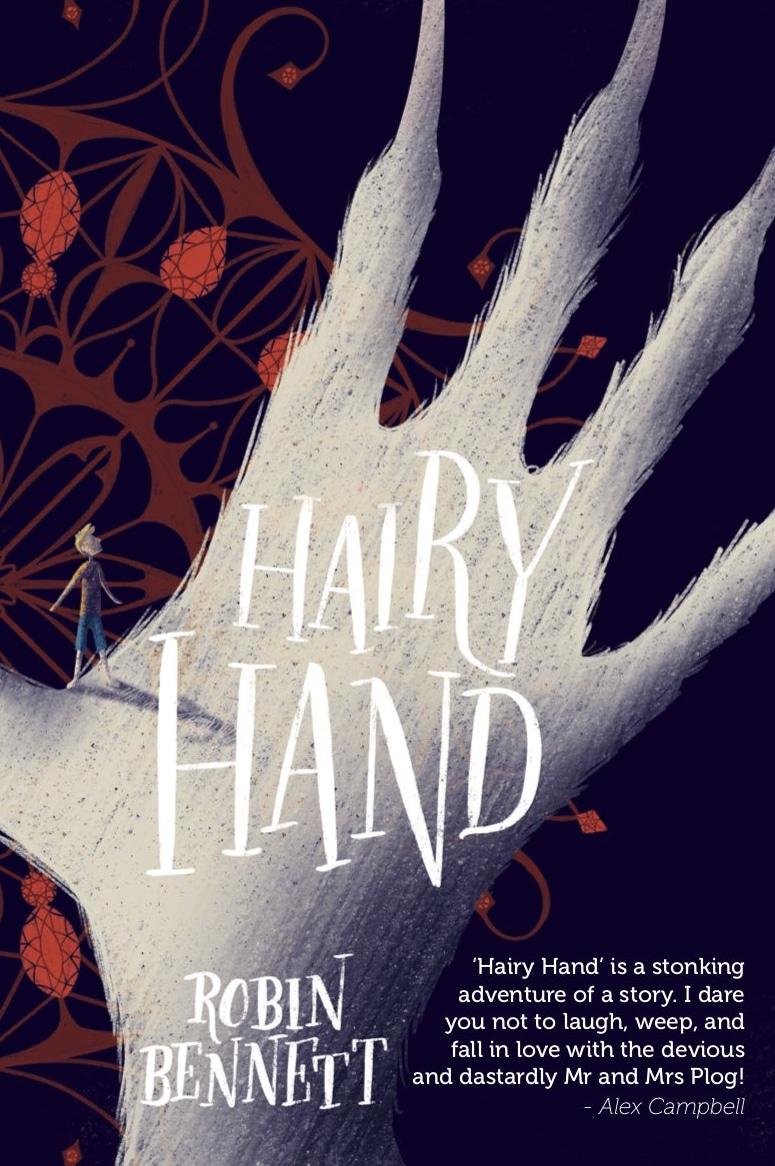 Hairy Hand by Robin Bennett