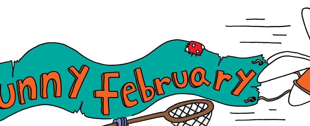 Funny February