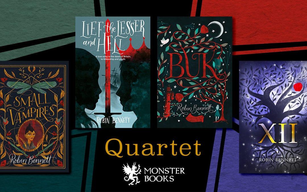 Quartet from Monster Books